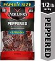Deals List: Jack Link's Beef Jerky, Peppered, ½ Pounder Bag