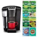 Deals List: Keurig® K1500 Bundle K-Cup® Coffee Maker with Variety Pack of 192 K-Cup® Pods, Black (611247381212)