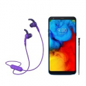 Deals List: Sprint LG Stylo 4+ 6.2-inch 32GB SmartPhone w/iFrogz Earbuds