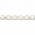 Deals List: Dolan Lighting-3406-09-Southport Six Light Bath Bar