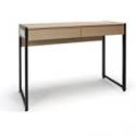 Deals List: Essentials by OFM 2-Drawer Office Desk ESS-1002-HVT