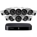 Deals List: Lorex 16-Channel DVR w/2TB HDD & 12 1080p Night Vision Cameras