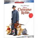 Deals List: Christopher Robin Blu-ray + DVD + Digital