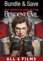 Deals List: Resident Evil Complete Collection HDX Digital