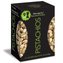 Deals List: Wonderful Pistachios, Roasted and Salted, 1.5 Ounce Bags (Pack of 9)