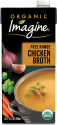 Deals List: Imagine Organic Free-Range Chicken Broth, 32 oz.