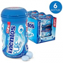 Deals List: Mentos Pure Fresh Sugar-Free Chewing Gum with Xylitol, Fresh Mint, Valentines Day Gifts, Bulk, 50 Piece Bottle (Pack of 6)