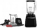 Deals List: Blendtec Designer 650 with Wildside+ Jar and Twister Jar Bundle Countertop Blender, Black Bundle