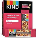 Deals List: KIND Bars, Peanut Butter & Strawberry, Gluten Free, 1.4 Ounce Bars, 12 Count