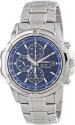 Deals List: Seiko Chronograph Blue Dial Mens Watch SKS537