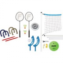 Deals List: Franklin Sports Total Outdoor Fun 5 Combo Game