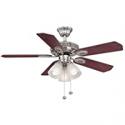 Deals List: Hampton Bay Glendale 42 in Oil-Rubbed Ceiling Fan w/Light Kit