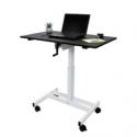 Deals List: Luxor Single Column Sit to Stand Desk