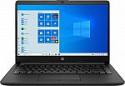 "Deals List: HP - 14"" Laptop - AMD Athlon Silver - 4GB Memory - 128GB SSD - Jet Black, 14-DK1003DX"