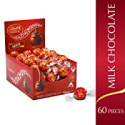 Deals List: Lindt LINDOR Milk Chocolate Truffles 50.8 oz, 120ct