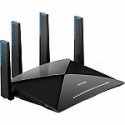 Deals List: NETGEAR Nighthawk X10 Smart WiFi Router (R9000) - AD7200 Wireless Speed (up to 7200 Mbps) for 60Ghz WiFi Devices   Up to 2500 sq ft Coverage   6 x 1G Ethernet, 1 x 10G SFP+, and 2 USB ports