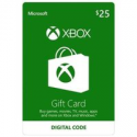 Deals List: $25 Microsoft Xbox Gift Card Email Delivery