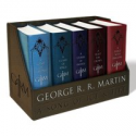 Deals List: Game of Thrones Leather-Cloth Boxed Set Paperback