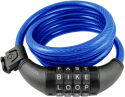 Deals List: Wordlock CL-409-BL 4-Letter Combination Bike Lock Cable, 5-Feet