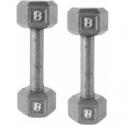 Deals List: CAP Barbell Cast Iron Dumbbell Weights, 4lbs