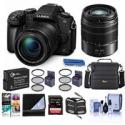 Deals List: Panasonic Lumix DMC-G85 Camera w/12-60mm & 45-150mm Lens