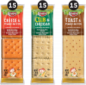 Deals List: Keebler Sandwich Crackers, Variety Pack