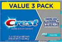 Deals List: Crest Cavity and Tartar Protection Toothpaste, Whitening Baking Soda & Peroxide, (3 Count of 5.7 oz Tubes Each) 17.1 oz