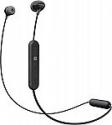 Deals List: Sony - WI-C300 Wireless In-Ear Headphones - Black