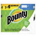 Deals List: Bounty Select-A-Size Paper Towels 2 Double Rolls