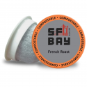Deals List: SF Bay Coffee French Roast 80 Ct Dark Roast Compostable Coffee Pods, K Cup Compatible including Keurig 2.0