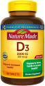 Deals List: Nature Made Vitamin D3 2000 IU (50 mcg) Tablets, 400 Count for Bone Health