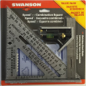 Deals List: Swanson Tool S0101CB Speed Square Layout Tool with Blue Book and Combination Square Value Pack