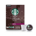 Deals List: Starbucks French Roast Coffee K-Cup Pods | Dark Roast | Coffee Pods for Keurig Brewers | 4 Boxes (96 Pods)