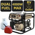 Deals List: Sportsman Sandstorm 4000 Watt Dual Fuel Generator