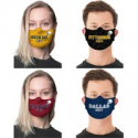 Deals List: 2-Pack Unisex Awesome Football Reusable Fabric Masks