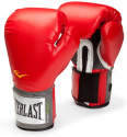 Deals List: Everlast Pro Style Training Gloves (Red in 14oz)