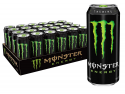 Deals List: Monster Energy Drink, Green, Original, 16 Ounce (Pack of 24)