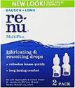 Deals List: Bausch + Lomb ReNu MultiPlus Lubricating & Rewetting Drops, 0.27 Ounce Bottle Twinpack