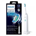Deals List: Philips - Sonicare DailyClean 1100 Rechargeable Toothbrush - Mint, HX3411/04