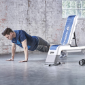 Deals List: Reebok Professional Aerobic Deck - Black