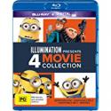 Deals List: Illumination Presents: 4-Movie Collection Digital 4K UHD