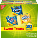 Deals List: Nabisco Sweet Treats Cookie Variety Pack OREO, OREO Golden & CHIPS AHOY, 30 Snack Packs
