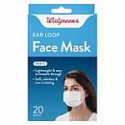 Deals List: Walgreens 20 Ct Earloop Face Masks Small