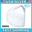 Deals List: 50Pcs Disposable Filter Mask 3 Ply Earloop Face Masks