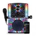 Deals List: Singing Machine SML625BTBK Bluetooth CD+G Karaoke System