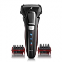 Deals List: Panasonic Hybrid Wet Dry Shaver, Trimmer & Detailer with Two Adjustable Trim Attachments, Pop-up Precision Detail Trimmer & Shave Sensor Technology – Cordless Razor for Men - ES-LL41-K (Black)