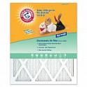 Deals List: Arm & Hammer Pet Fresh Air Filter- 4 Pack. 14x 25 x 1 inches