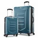 "Deals List: Samsonite Valor 2.0 2 Piece Set Luggage 20"" + 28"""