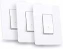 Deals List: 3-pk Kasa Smart Light Switch, 2.4Ghz WiFi Light Switch Works with Alexa and Google Assistant