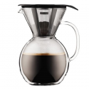 Deals List: Bodum Pour Over Double Wall Glass Coffee Maker 8cup w/Handle